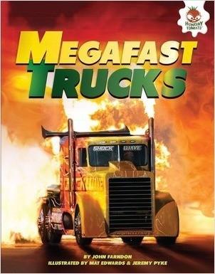 Cover: Megafast Trucks