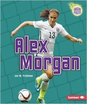 Cover: Alex Morgan