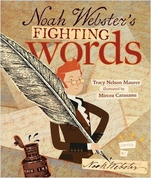 Cover: Noah Webster's Fighting Words