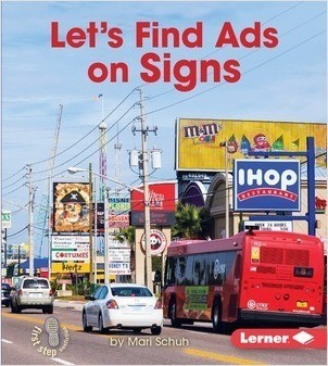 Cover: Let's Find Ads on Signs