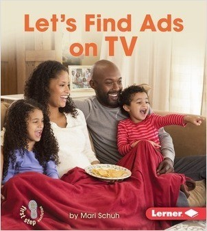 Cover: Let's Find Ads on TV