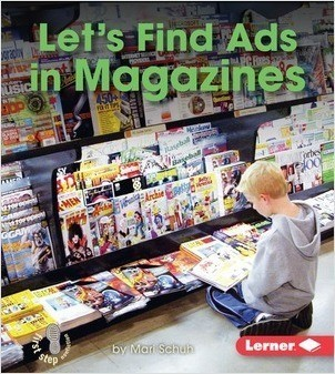 Cover: Let's Find Ads in Magazines