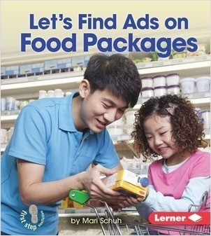Cover: Let's Find Ads on Food Packages
