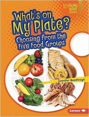 Cover: What's on My Plate?: Choosing from the Five Food Groups