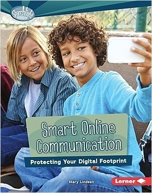 Cover: Smart Online Communication: Protecting Your Digital Footprint