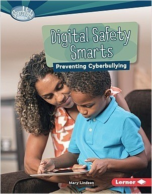 Cover: Searchlight Books ™ — What Is Digital Citizenship? — Audisee®—On Level Set