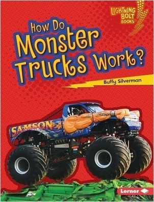 Cover: How Do Monster Trucks Work?