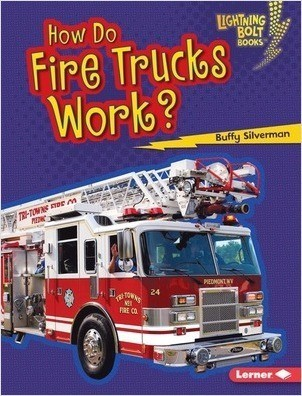 Cover: How Do Fire Trucks Work?