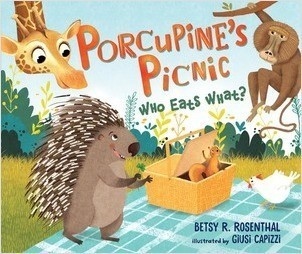 Cover: Porcupine's Picnic: Who Eats What?