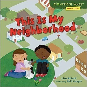 Cover: This Is My Neighborhood