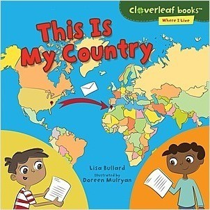 Cover: This Is My Country