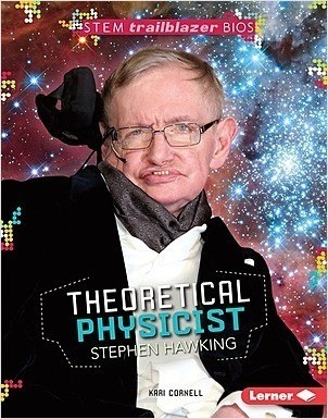 Cover: Theoretical Physicist Stephen Hawking