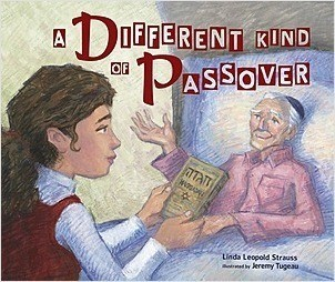 Cover: A Different Kind of Passover