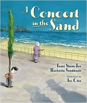 Cover: A Concert in the Sand