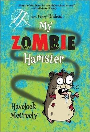Cover: My Zombie Hamster