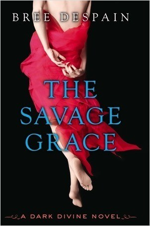 Cover: The Savage Grace