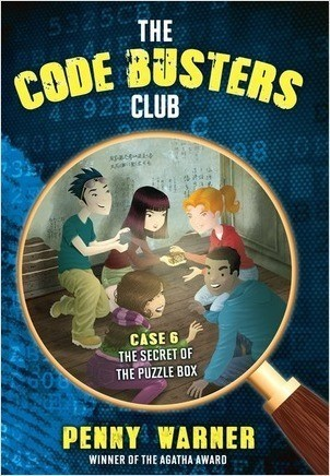 Cover: The Secret of the Puzzle Box
