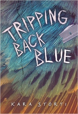Cover: Tripping Back Blue