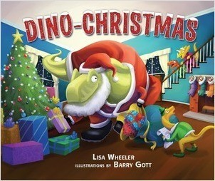 Cover: Dino-Holidays — Library Bound Set