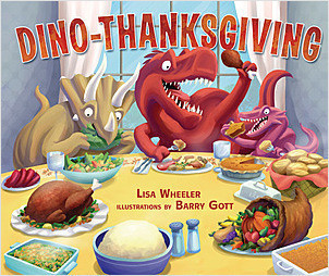 Cover: Dino-Thanksgiving