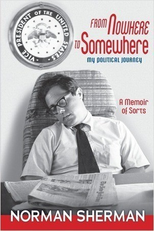 Cover: From Nowhere to Somewhere: My Political Journey