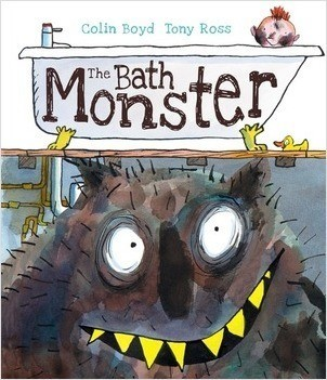 Cover: The Bath Monster