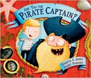 Cover: Are You the Pirate Captain?