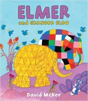 Cover: Elmer and Grandpa Eldo