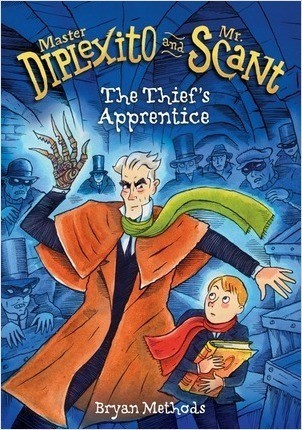 Cover: The Thief's Apprentice