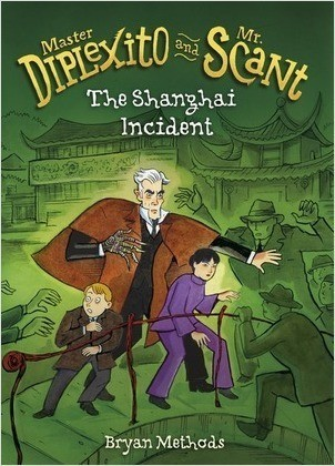 Cover: The Shanghai Incident