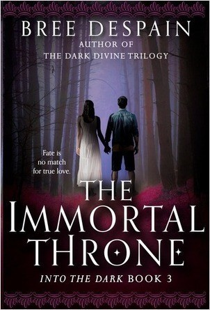 Cover: The Immortal Throne