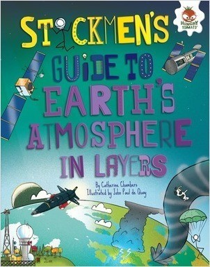Cover: Stickmen's Guide to Earth's Atmosphere in Layers