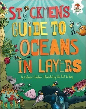 Cover: Stickmen's Guide to Oceans in Layers