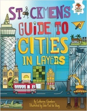 Cover: Stickmen's Guide to Cities in Layers