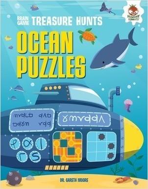 Cover: Ocean Puzzles