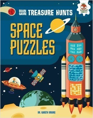 Cover: Brain Game Treasure Hunts — Paperback Set