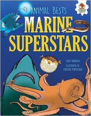 Cover: Marine Superstars