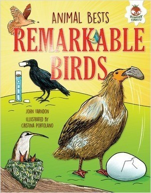 Cover: Remarkable Birds