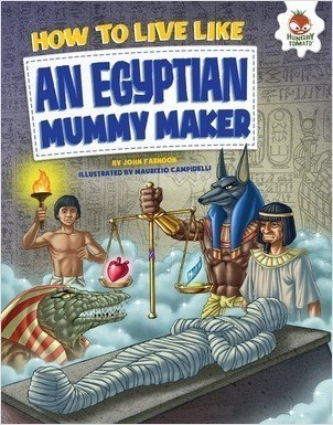 Cover: How to Live Like an Egyptian Mummy Maker