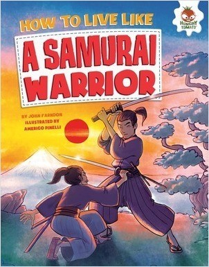 Cover: How to Live Like a Samurai Warrior