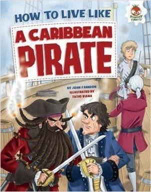 Cover: How to Live Like a Caribbean Pirate