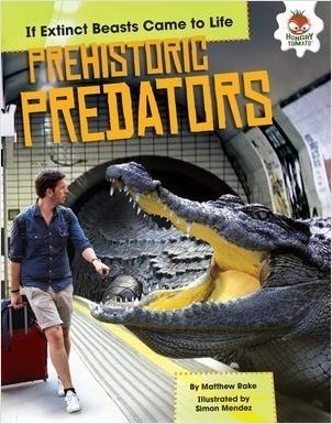 Cover: Prehistoric Predators