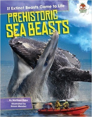 Cover: Prehistoric Sea Beasts