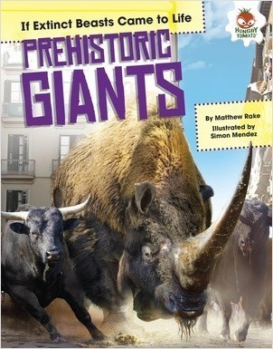 Cover: Prehistoric Giants