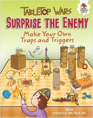 Cover: Surprise the Enemy: Make Your Own Traps and Triggers