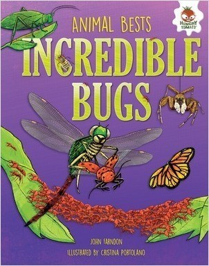 Cover: Incredible Bugs