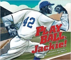 Cover: Play Ball, Jackie!