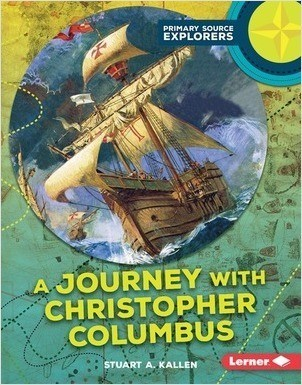 Cover: A Journey with Christopher Columbus