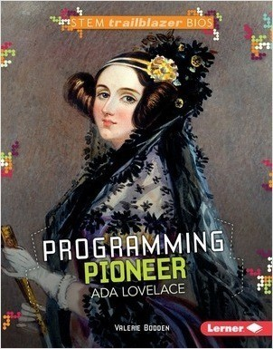 Cover: Programming Pioneer Ada Lovelace