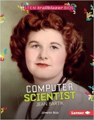 Cover: Computer Scientist Jean Bartik